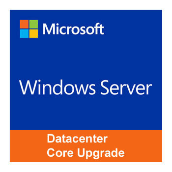 MS 1x Windows Server DataCenter 2019 - 4Core - NoMedia - DE