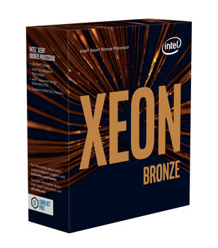 INTEL Xeon Bronze 3204 - 1.9Ghz - 6Kerne/6Threads - BOX