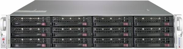 Supermicro SuperServer 6029P-E1CR12T