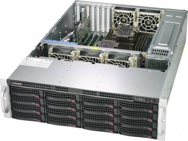 Supermicro SuperStorage 6039P-E1CR16H