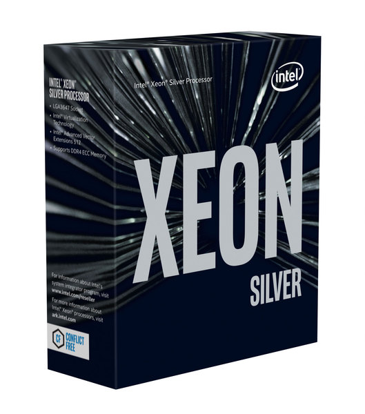 INTEL Xeon Silver 4216 - 2.1Ghz - 16Kerne/32Threads - BOX